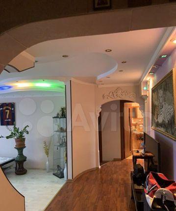 Продажа трёхкомнатной квартиры Химки, улица Берёзовая Аллея 3, цена 11500000 рублей, 2021 год объявление №581771 на megabaz.ru