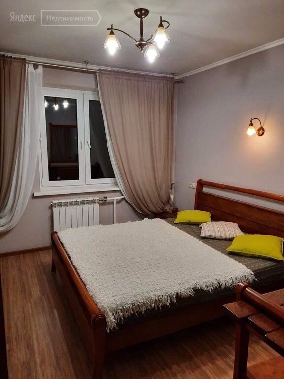 Продажа двухкомнатной квартиры Москва, улица Алксниса 40, цена 5650000 рублей, 2021 год объявление №524820 на megabaz.ru