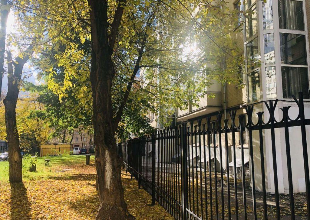 Продажа однокомнатной квартиры Москва, метро Крестьянская застава, Воронцовская улица 25с3, цена 4200000 рублей, 2021 год объявление №506090 на megabaz.ru