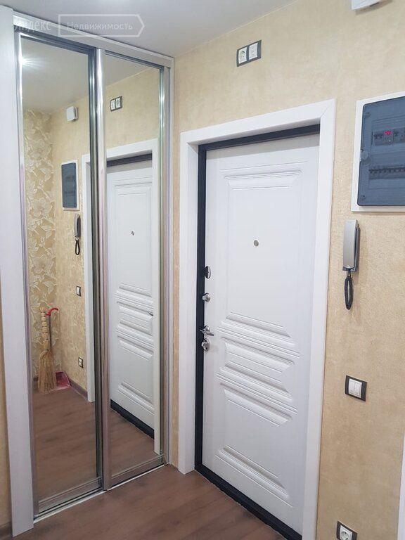 Продажа однокомнатной квартиры село Домодедово, бульвар Строителей 5, цена 4750000 рублей, 2020 год объявление №451043 на megabaz.ru
