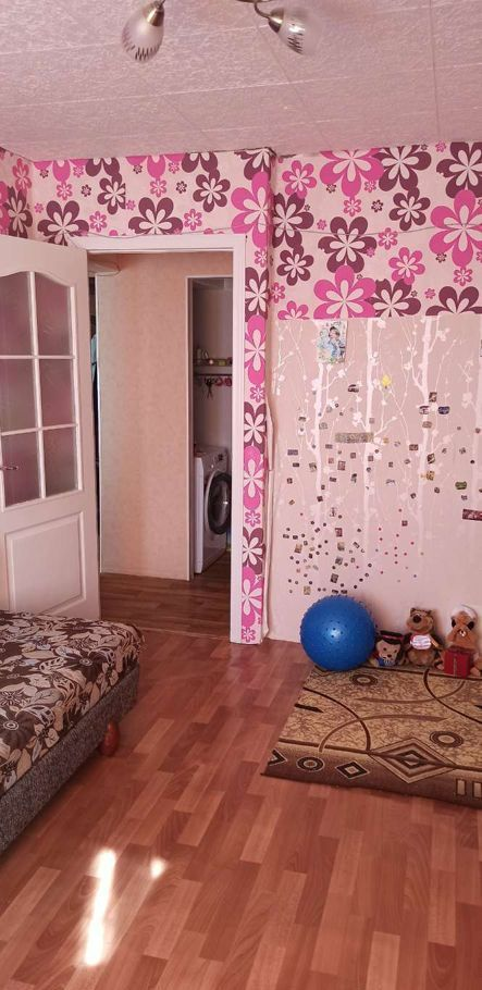 Продажа двухкомнатной квартиры рабочий поселок Оболенск, Осенний бульвар 4А, цена 1650000 рублей, 2021 год объявление №455974 на megabaz.ru