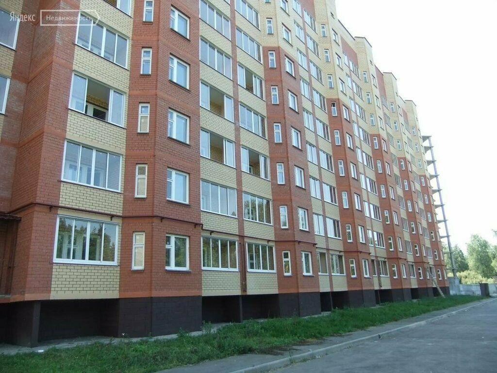 Продажа однокомнатной квартиры село Ямкино, улица Центральная Усадьба, цена 2700000 рублей, 2021 год объявление №601131 на megabaz.ru