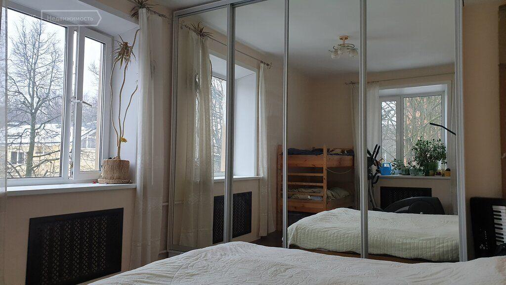 Продажа двухкомнатной квартиры поселок Барвиха, цена 8600000 рублей, 2021 год объявление №559125 на megabaz.ru