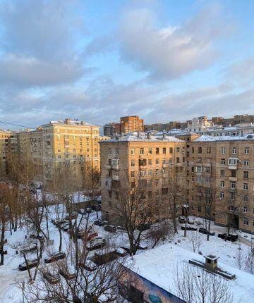 Продажа двухкомнатной квартиры Москва, метро Марксистская, Краснохолмская набережная 5-9, цена 17000000 рублей, 2021 год объявление №552716 на megabaz.ru