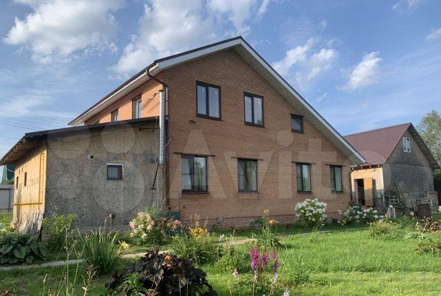 Продажа дома Талдом, улица Школьный сад, цена 8500000 рублей, 2021 год объявление №469833 на megabaz.ru