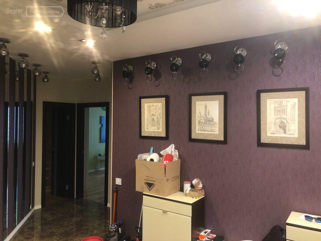Продажа двухкомнатной квартиры Москва, метро Строгино, улица Твардовского 12к2, цена 23900000 рублей, 2020 год объявление №541404 на megabaz.ru