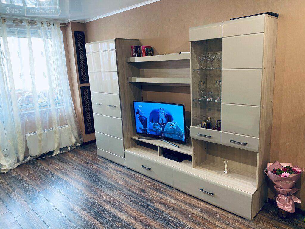 Продажа студии село Рождествено, Сиреневый бульвар 8, цена 3600000 рублей, 2021 год объявление №584192 на megabaz.ru