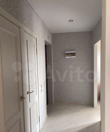 Аренда однокомнатной квартиры Клин, Клинская улица 54к2, цена 15000 рублей, 2021 год объявление №1314082 на megabaz.ru