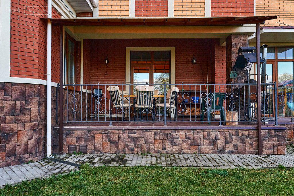 Продажа дома деревня Заболотье, Прохладная улица 70, цена 43800000 рублей, 2021 год объявление №526113 на megabaz.ru
