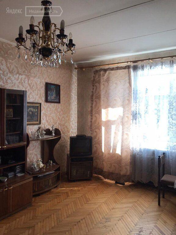 Продажа двухкомнатной квартиры Москва, метро Варшавская, Каширское шоссе 16, цена 12990000 рублей, 2021 год объявление №526040 на megabaz.ru