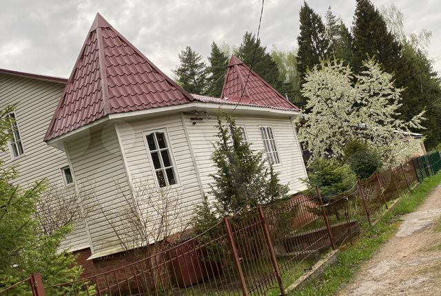 Продажа дома садовое товарищество Лесная поляна, цена 5850000 рублей, 2021 год объявление №490400 на megabaz.ru
