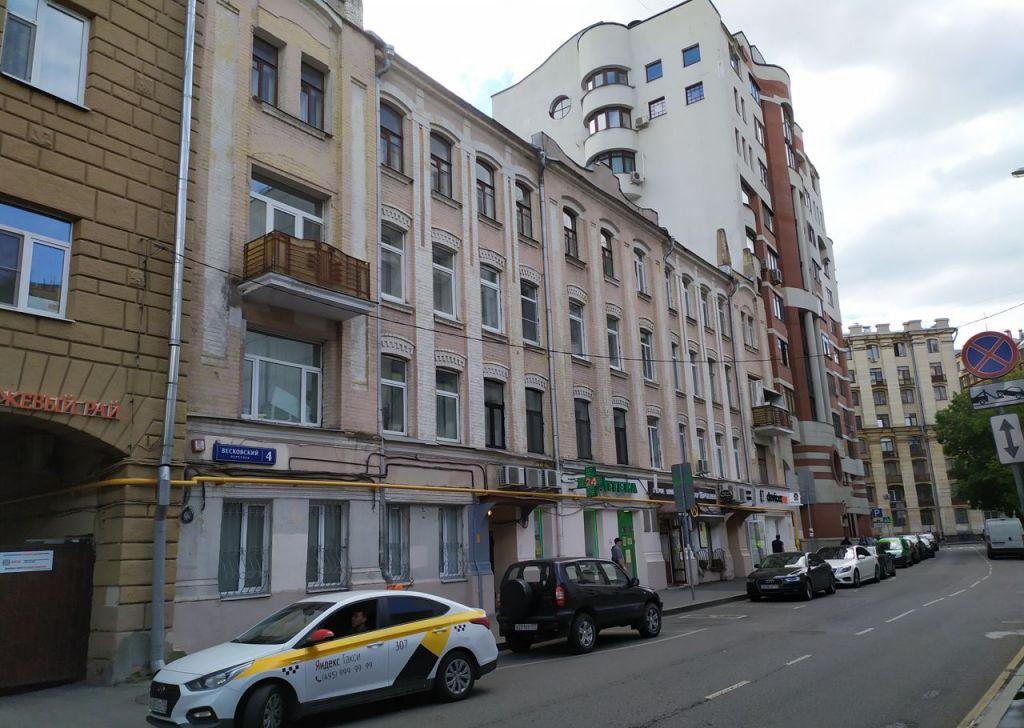 Продажа двухкомнатной квартиры Москва, метро Новослободская, Весковский переулок 4, цена 16800000 рублей, 2021 год объявление №522791 на megabaz.ru