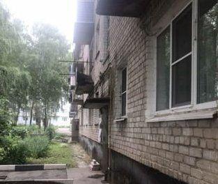 Продажа двухкомнатной квартиры деревня Горетово, Армейская улица 2, цена 1100000 рублей, 2021 год объявление №526514 на megabaz.ru