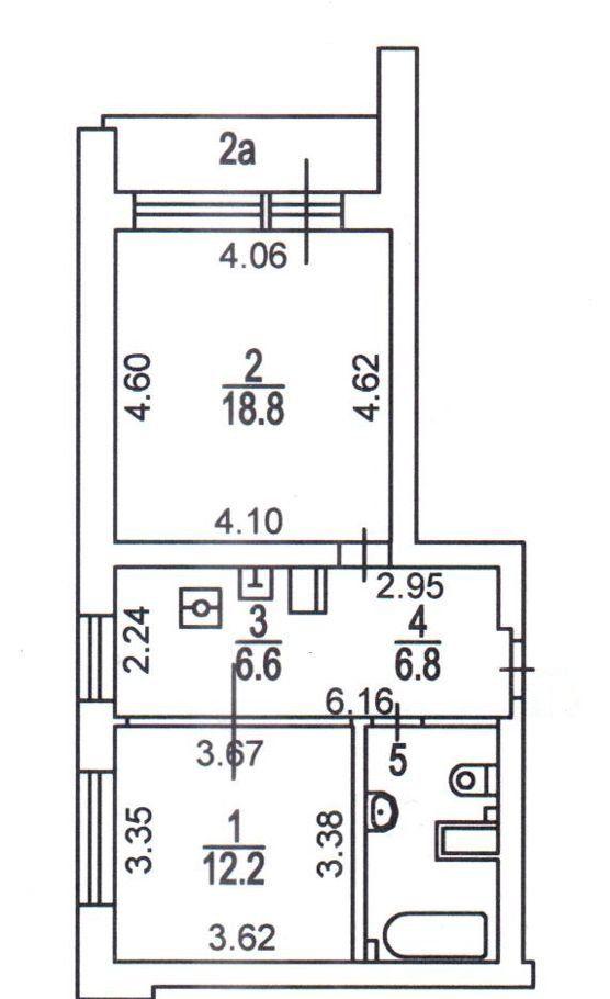 Продажа двухкомнатной квартиры Москва, метро Кропоткинская, Гагаринский переулок 21, цена 25999000 рублей, 2021 год объявление №522782 на megabaz.ru