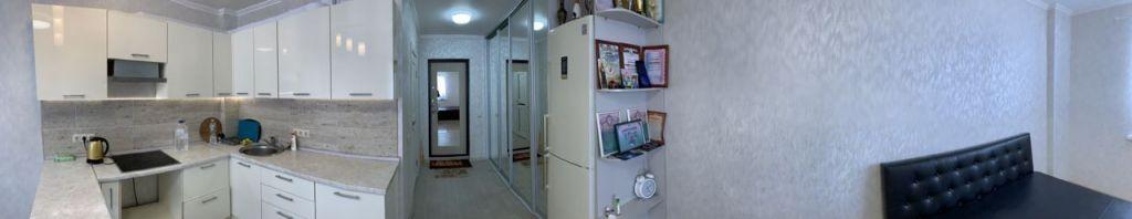 Продажа студии деревня Большие Жеребцы, цена 2400000 рублей, 2021 год объявление №526466 на megabaz.ru