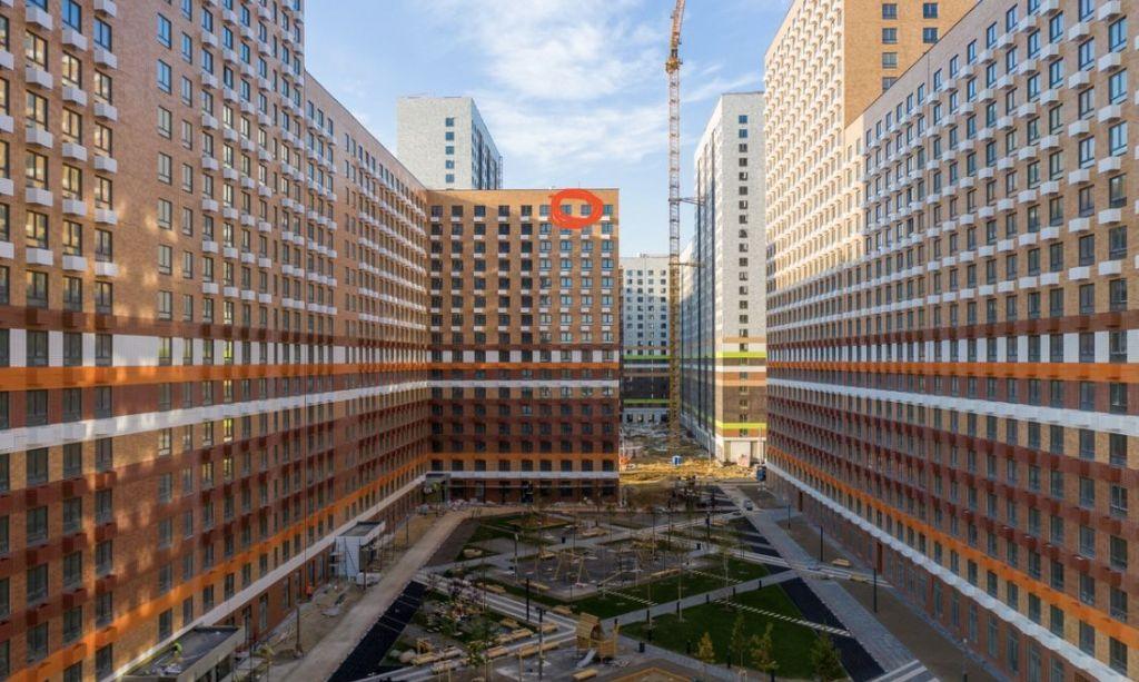 Продажа однокомнатной квартиры Москва, метро Братиславская, цена 7950000 рублей, 2021 год объявление №526542 на megabaz.ru