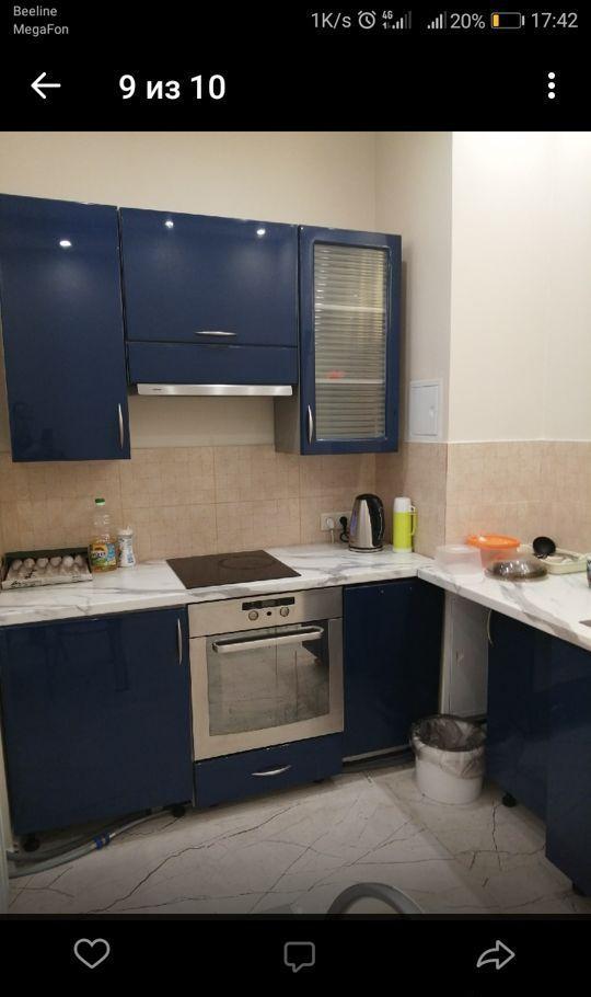 Аренда двухкомнатной квартиры деревня Аристово, Светлая улица 21, цена 32000 рублей, 2021 год объявление №1253669 на megabaz.ru