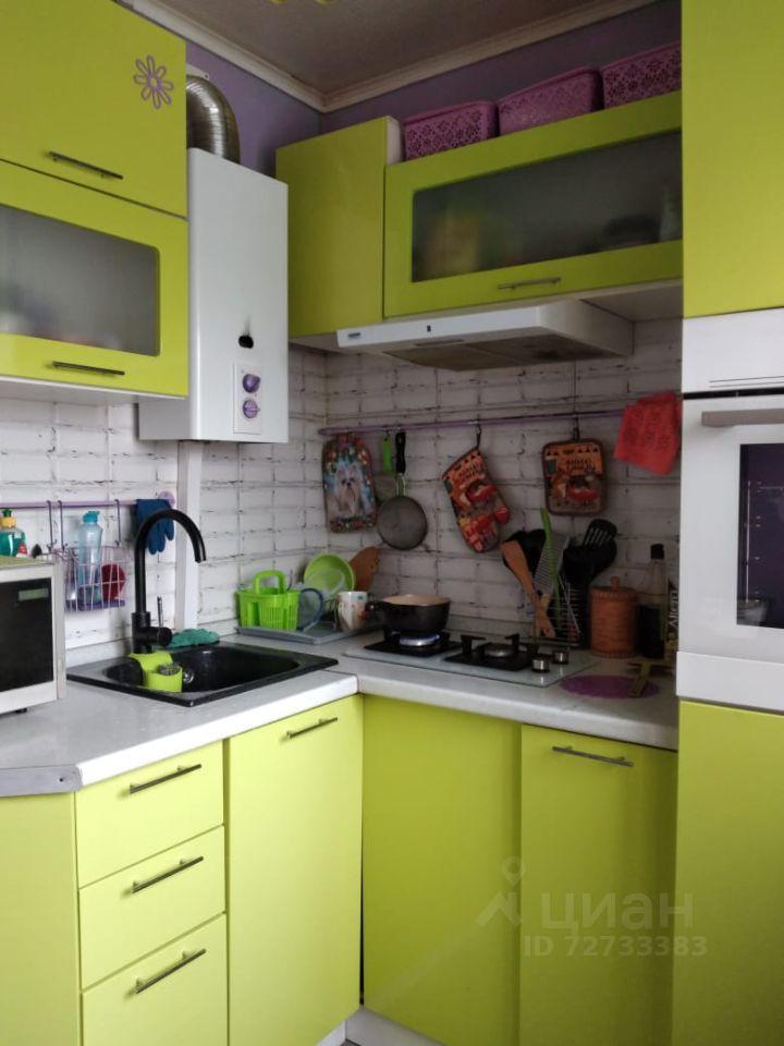 Продажа двухкомнатной квартиры Электросталь, Первомайская улица 32А, цена 2700000 рублей, 2021 год объявление №616900 на megabaz.ru