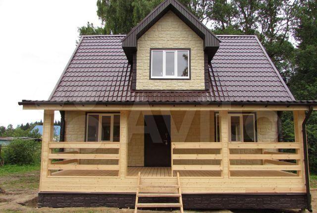Продажа дома село Липицы, цена 3450000 рублей, 2021 год объявление №543338 на megabaz.ru