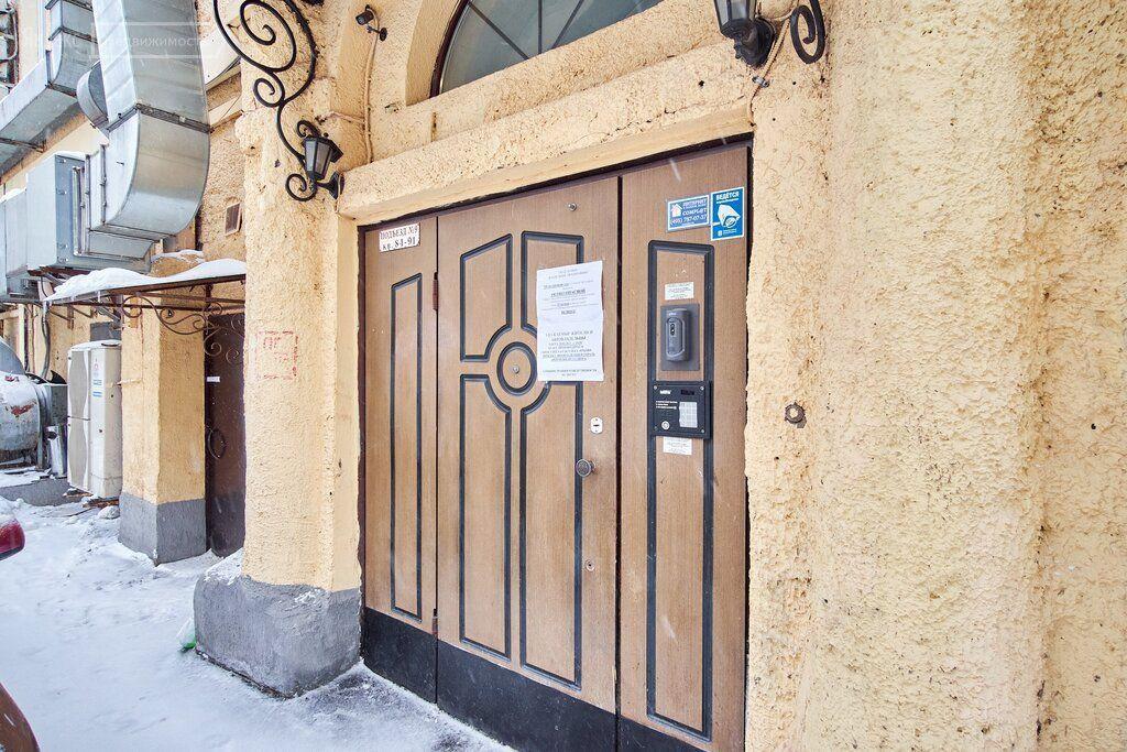 Продажа студии Москва, метро Маяковская, Тверская улица 27с1, цена 12500000 рублей, 2021 год объявление №558398 на megabaz.ru