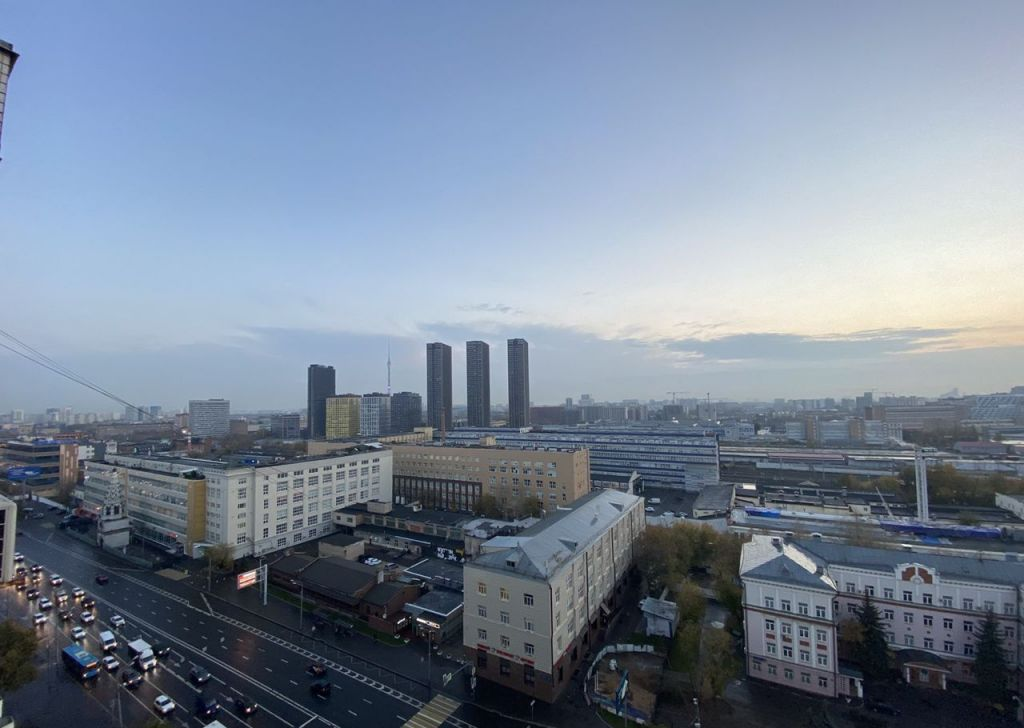 Продажа однокомнатной квартиры Москва, метро Савеловская, Бутырская улица 21, цена 11400000 рублей, 2021 год объявление №526761 на megabaz.ru