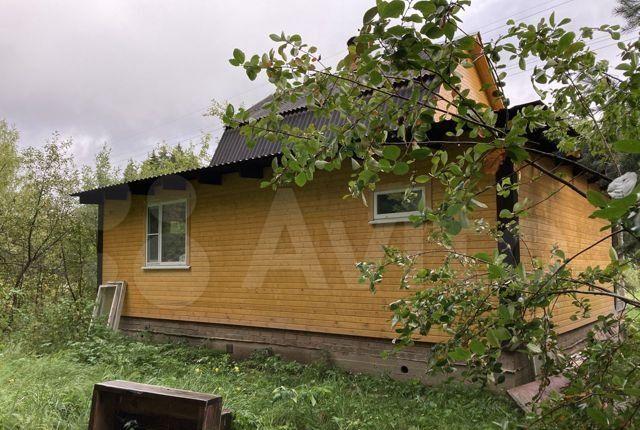 Продажа дома рабочий посёлок Тучково, цена 1950000 рублей, 2021 год объявление №536448 на megabaz.ru