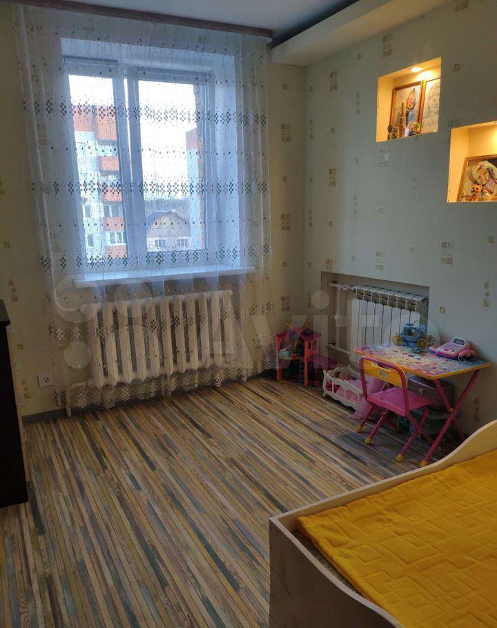 Продажа трёхкомнатной квартиры Куровское, улица Кирова 18, цена 4200000 рублей, 2021 год объявление №613674 на megabaz.ru
