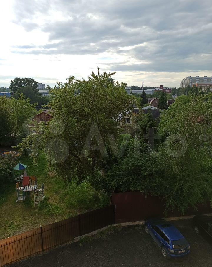 Продажа однокомнатной квартиры деревня Пуршево, Новослободская улица 12, цена 4800000 рублей, 2021 год объявление №632035 на megabaz.ru