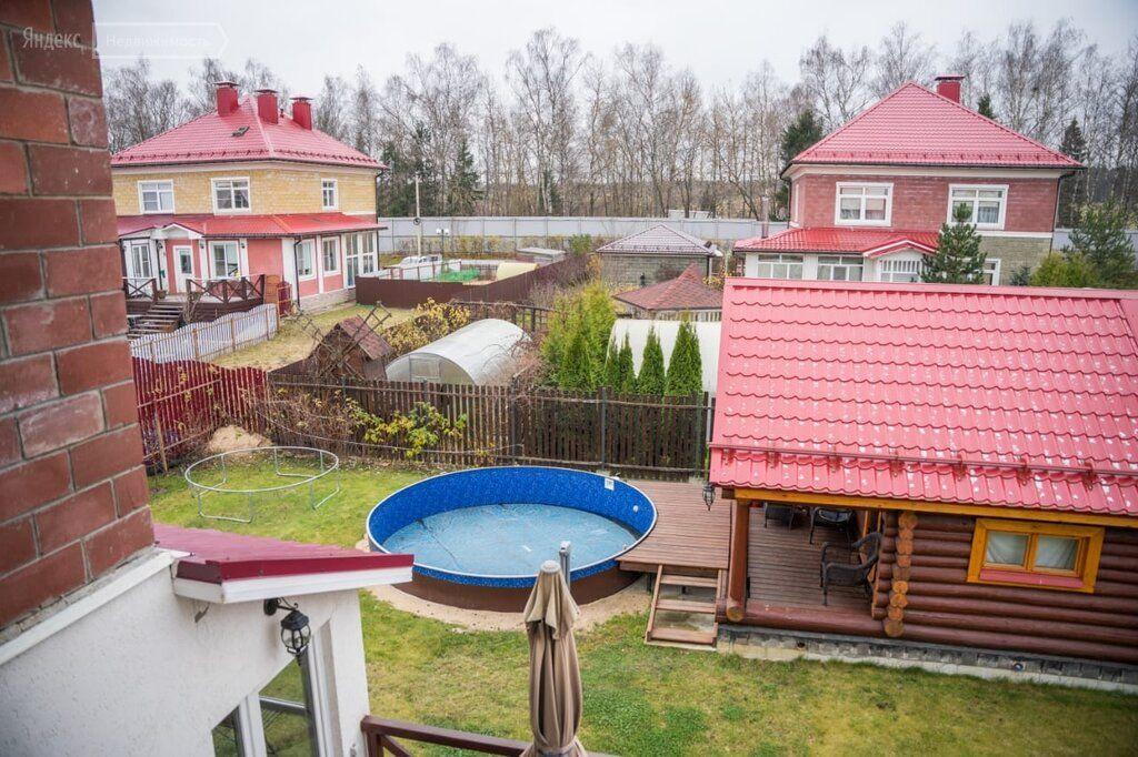 Продажа дома село Озерецкое, Никольская улица 42, цена 8700000 рублей, 2021 год объявление №553830 на megabaz.ru