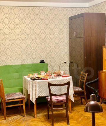 Продажа однокомнатной квартиры Москва, метро Кузьминки, Жигулёвская улица 5к1, цена 7750000 рублей, 2021 год объявление №581551 на megabaz.ru