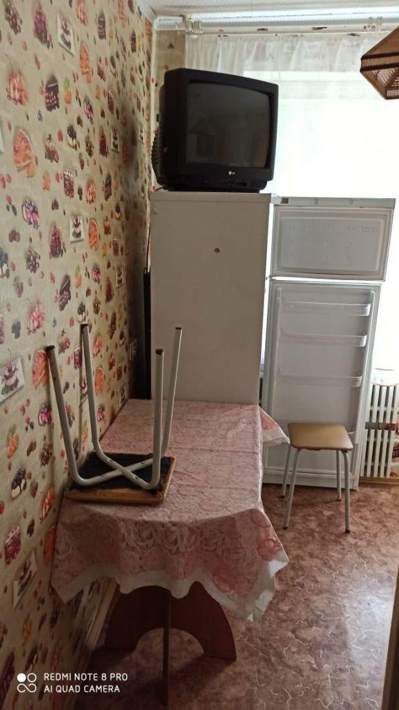 Аренда однокомнатной квартиры Луховицы, улица Островского 7, цена 13000 рублей, 2021 год объявление №1254994 на megabaz.ru