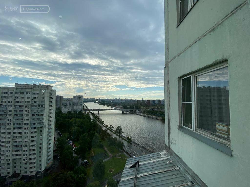 Продажа однокомнатной квартиры Москва, метро Коломенская, Нагатинская набережная 40А, цена 12800000 рублей, 2020 год объявление №527794 на megabaz.ru