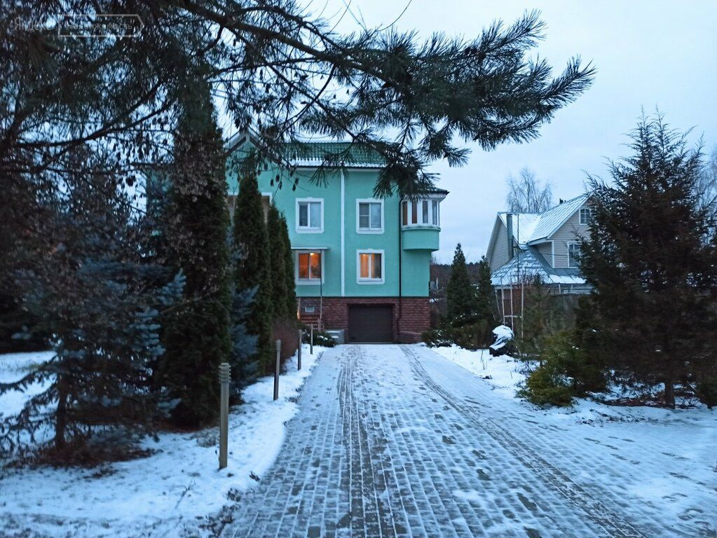 Продажа дома деревня Хрипань, метро Жулебино, Полевая улица 12, цена 23300000 рублей, 2021 год объявление №579187 на megabaz.ru