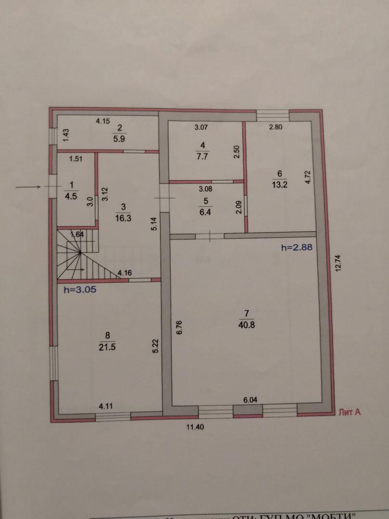 Продажа дома село Речицы, Полевая улица 55, цена 7000000 рублей, 2021 год объявление №387295 на megabaz.ru