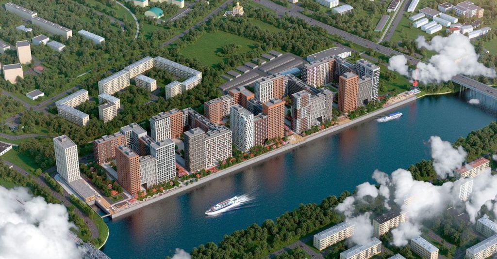 Продажа двухкомнатной квартиры Москва, метро Фили, цена 19000000 рублей, 2021 год объявление №528137 на megabaz.ru