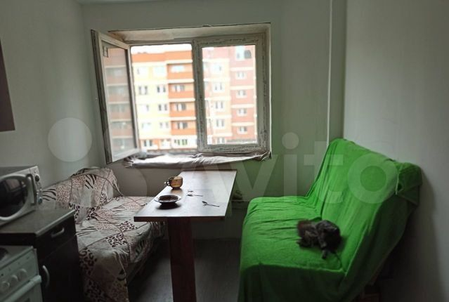 Аренда двухкомнатной квартиры деревня Большие Жеребцы, цена 21000 рублей, 2021 год объявление №1211456 на megabaz.ru