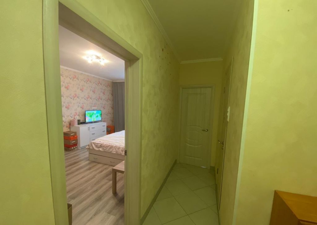 Аренда однокомнатной квартиры деревня Брёхово, цена 23000 рублей, 2021 год объявление №1257018 на megabaz.ru