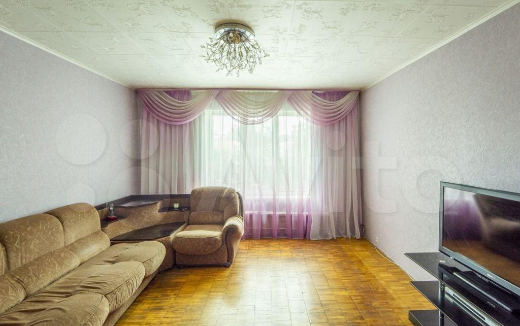 Продажа трёхкомнатной квартиры Москва, метро Братиславская, Шоссейная улица 76, цена 13700000 рублей, 2021 год объявление №654319 на megabaz.ru