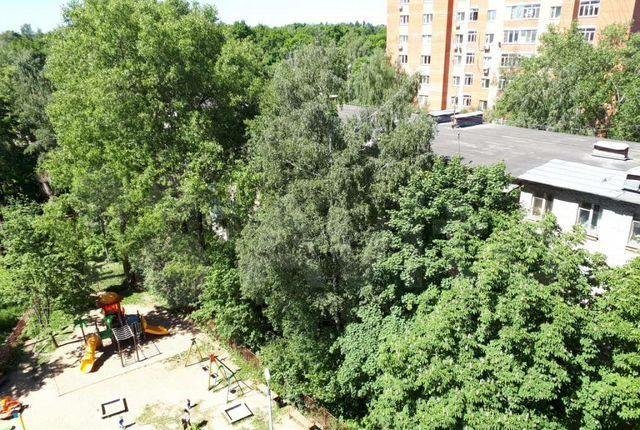 Аренда трёхкомнатной квартиры дачный посёлок Лесной Городок, Фасадная улица 3, цена 45000 рублей, 2021 год объявление №1324588 на megabaz.ru