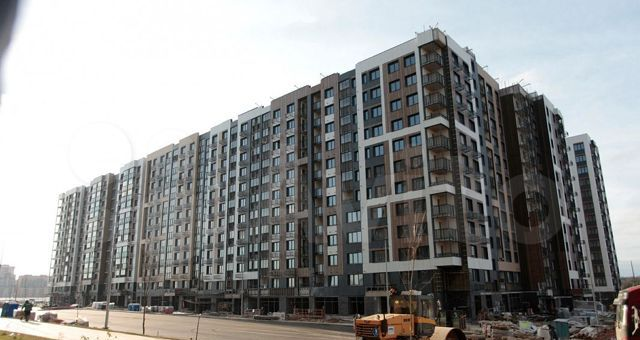 Продажа однокомнатной квартиры село Воскресенское, цена 5300000 рублей, 2021 год объявление №542340 на megabaz.ru