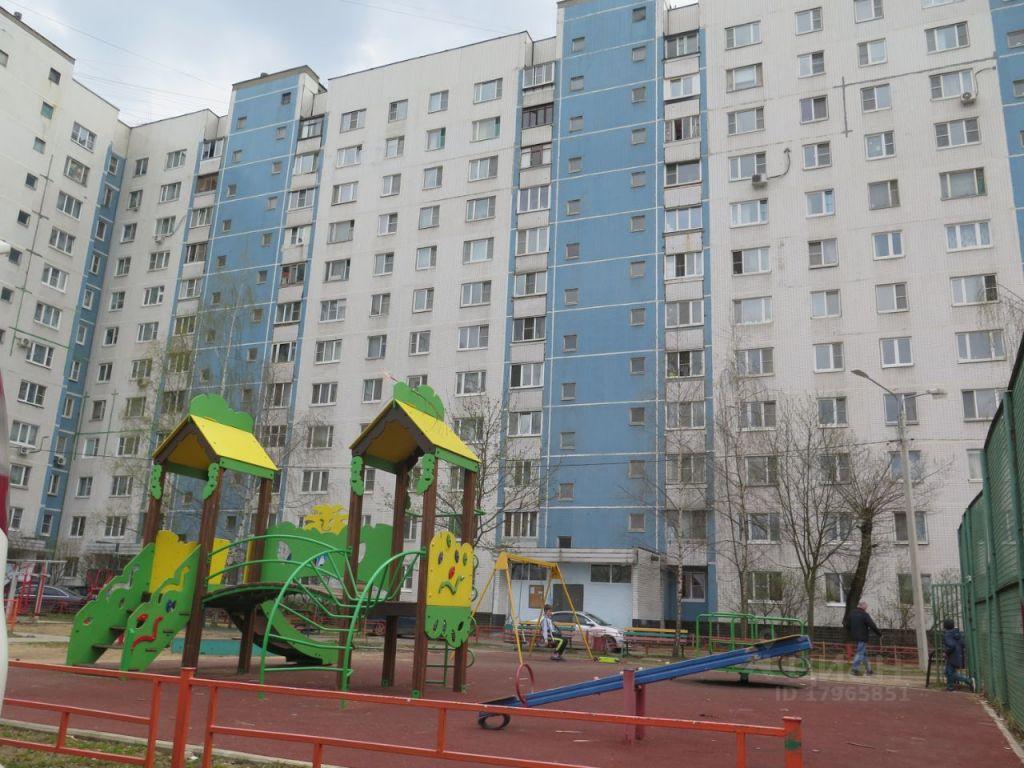 Продажа трёхкомнатной квартиры Лобня, улица Некрасова 9, цена 8650000 рублей, 2021 год объявление №636960 на megabaz.ru