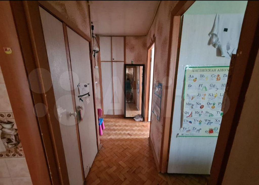 Продажа двухкомнатной квартиры Москва, метро Марьина роща, Старомарьинское шоссе 8, цена 10250000 рублей, 2021 год объявление №661348 на megabaz.ru