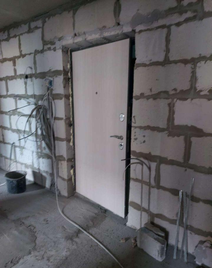 Продажа двухкомнатной квартиры деревня Большие Жеребцы, цена 2650000 рублей, 2021 год объявление №529773 на megabaz.ru