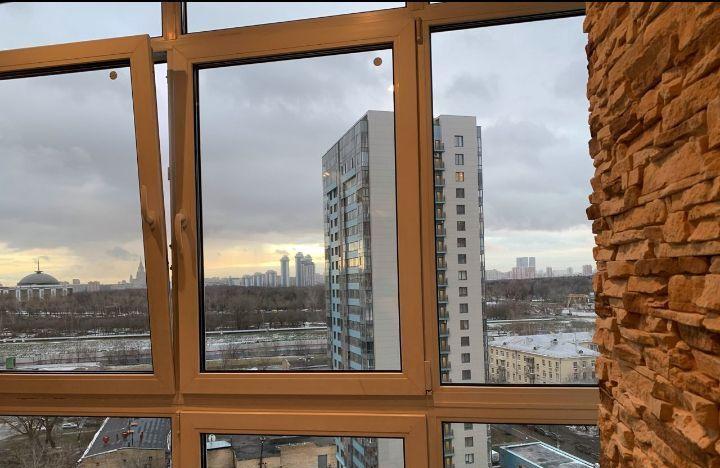 Продажа однокомнатной квартиры Москва, метро Филевский парк, 2-я Филёвская улица 8к1, цена 20000000 рублей, 2021 год объявление №556509 на megabaz.ru