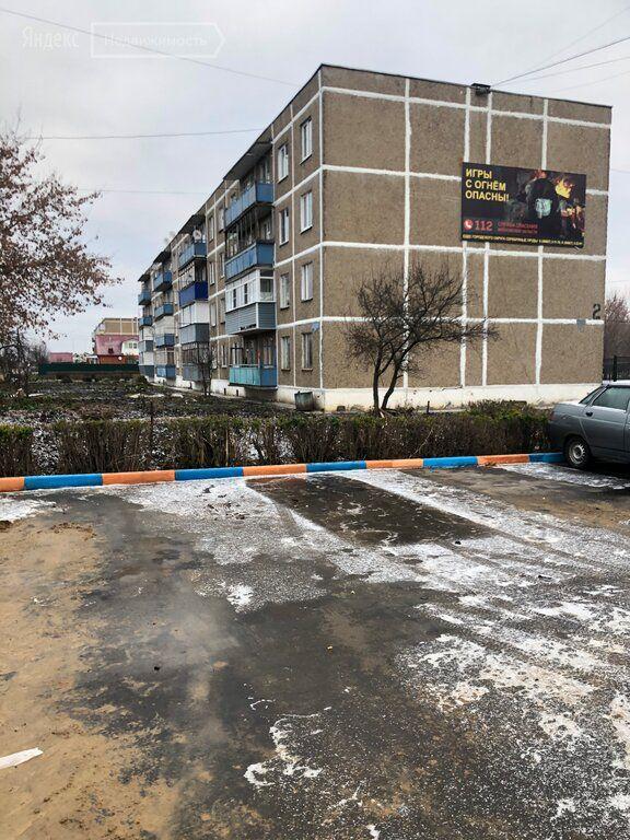 Продажа однокомнатной квартиры поселок Успенский, Садовая улица 2, цена 2100000 рублей, 2021 год объявление №544580 на megabaz.ru