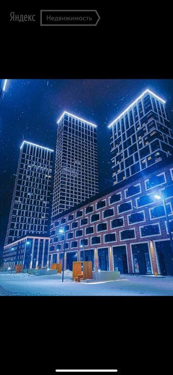 Продажа студии Москва, метро Черкизовская, Амурская улица 1Ак4, цена 8100000 рублей, 2021 год объявление №568600 на megabaz.ru