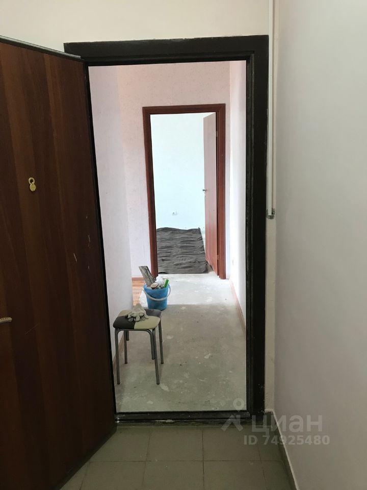 Продажа однокомнатной квартиры село Верзилово, цена 2100000 рублей, 2021 год объявление №638262 на megabaz.ru