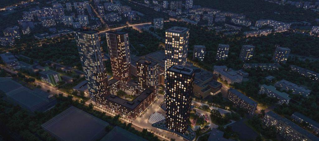 Продажа однокомнатной квартиры Москва, метро Филевский парк, цена 12350000 рублей, 2021 год объявление №411589 на megabaz.ru