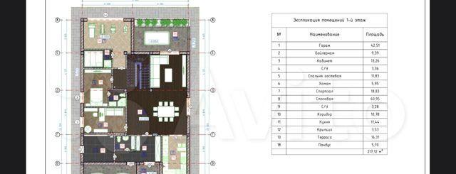 Продажа дома деревня Першино, цена 31620000 рублей, 2021 год объявление №542138 на megabaz.ru