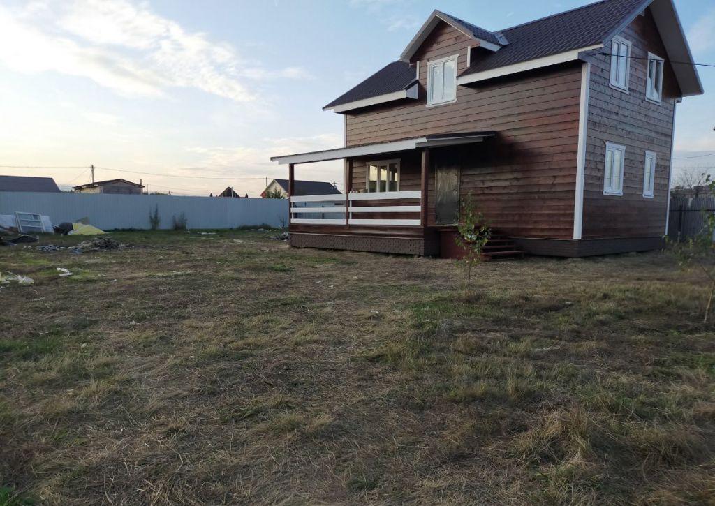 Продажа дома деревня Поповка, Млечная улица, цена 3599000 рублей, 2021 год объявление №511162 на megabaz.ru